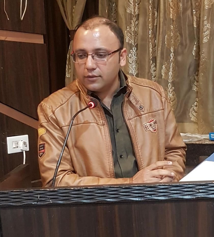 Dr Rajat Pratab Singh